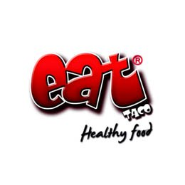 Restaurante Eat Taco Logo