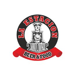 Logo-La-Estación-Beer-and-Food